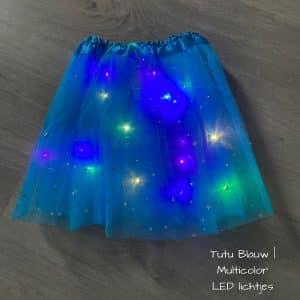 Blauw Tutu LED Lichtjes