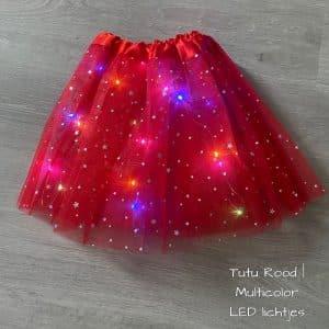 Rood Tutu LED Lichtjes