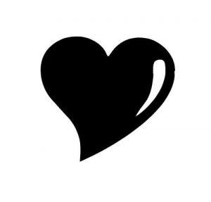 Heart Classic sjabloon