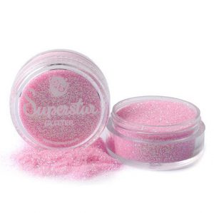 Crystal Baby Pink Glitter